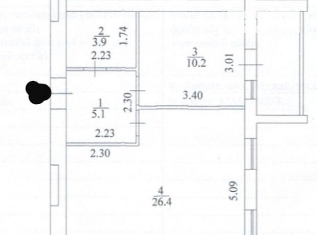 Продажа однокомнатной квартиры в Харькове, район Новобаварский фото 1