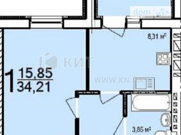 Продажа однокомнатной квартиры в Харькове, на ул. Ньютона район Новые Дома фото 1