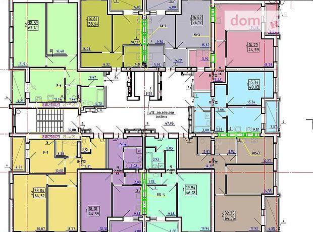 Продажа двухкомнатной квартиры в Харькове, на Льва Ландау просп. 1, район Новые Дома фото 1