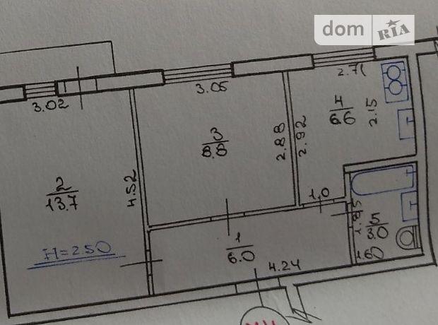 Продажа двухкомнатной квартиры в Харькове, на ул. Зерновая 6/2, район Одесская фото 1