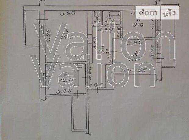 Продажа трехкомнатной квартиры в Харькове, на Московский просп. 302, район Роганский фото 1