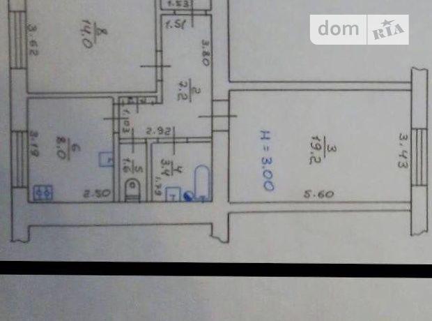 Продажа квартиры, 2 ком., Харьков, ст.м.Московский проспект