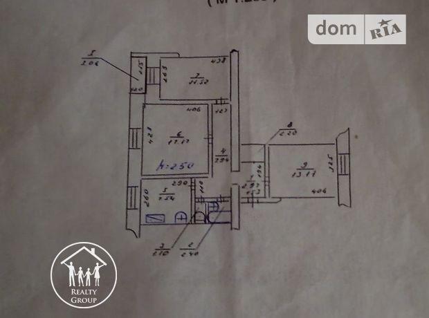 Продажа квартиры, 3 ком., Херсон, р‑н.ХБК