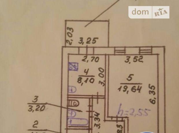 Продажа квартиры, 1 ком., Херсон, р‑н.Остров, Шенгелия улица