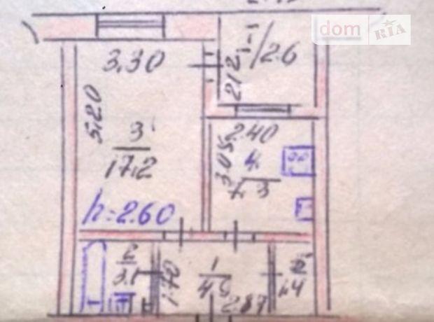 Продажа квартиры, 1 ком., Херсон, р‑н.Шуменский, Ильича улица