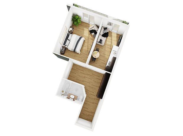 Продажа однокомнатной квартиры в Херсоне, на ул. Академика Тарле район Суворовский фото 1