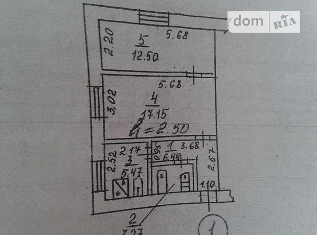 Продаж квартири, 2 кім., Херсон, р‑н.Центр, Порт-Елеватор вулиця