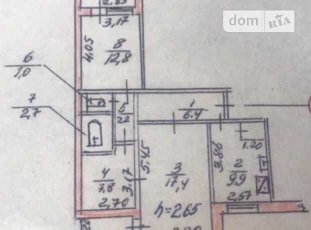 Продажа трехкомнатной квартиры в Херсоне, на просп. Ушакова район Центр фото 2