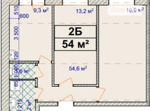 Продажа двухкомнатной квартиры в Хмельницком, район Дубово фото 1