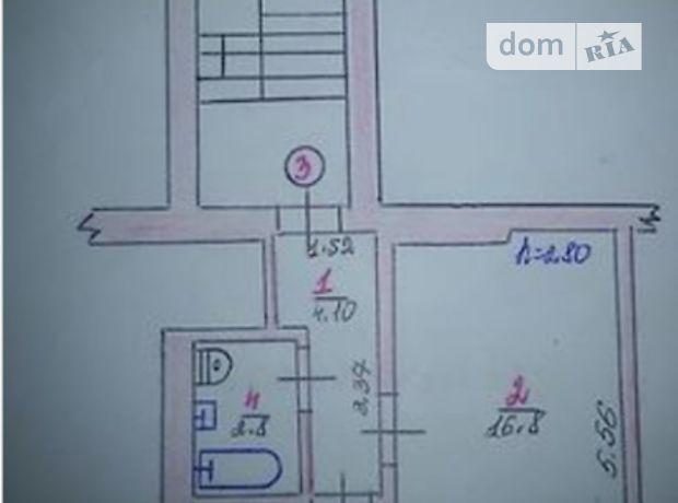 Продаж квартири, 1 кім., Хмельницький, р‑н.Гречани дальні, Волочиська вулиця