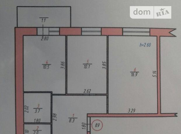 Продаж квартири, 2 кім., Хмельницький, р‑н.Озерна