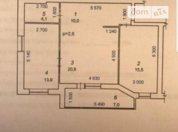 Продаж квартири, 3 кім., Хмельницький, р‑н.Ракове, Чорновола