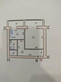 Продажа однокомнатной квартиры в Хмельницком, на ул. Трудовая 5 район Автовокзал №1 фото 2