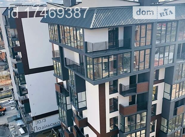 Продажа трехкомнатной квартиры в Хмельницком, на ул. Подольская 10/1 район Центр фото 1