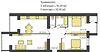 Продажа трехкомнатной квартиры в Хмельницком, на ул. Федунца Николая 7 район Выставка фото 5