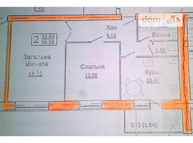 Продажа квартиры, 2 ком., Хмельницкий, р‑н.Выставка, пр.миру