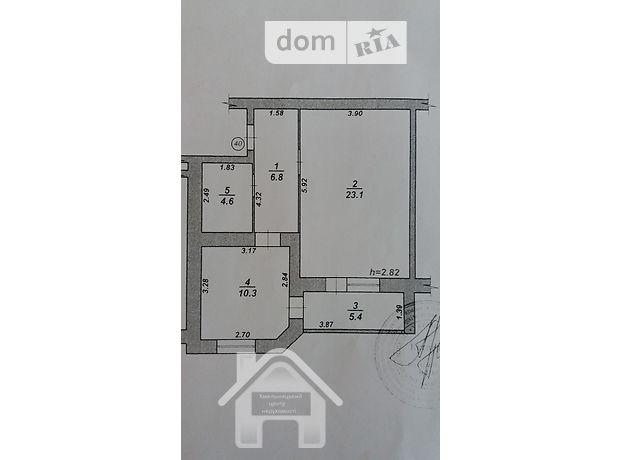 Продажа квартиры, 4 ком., Хмельницкий, р‑н.Выставка, Заречанская улица