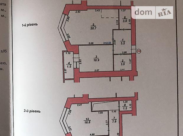 Продажа квартиры, 3 ком., Хмельницкий, р‑н.Выставка, Мира проспект, дом 95
