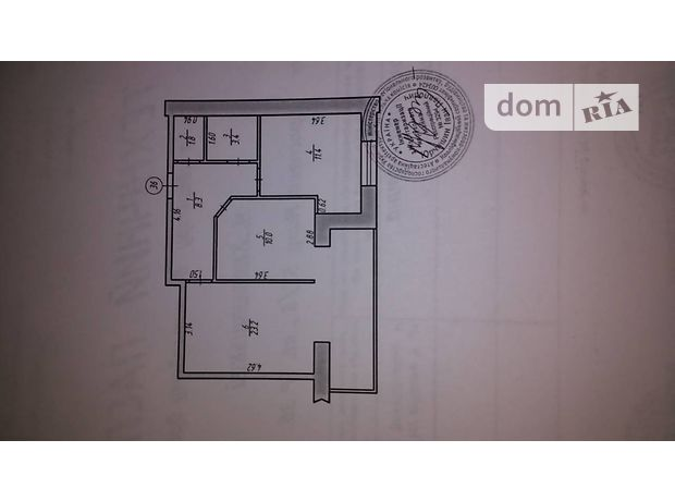 Продаж квартири, 2 кім., Хмельницький, р‑н.Виставка, Пр.Мира