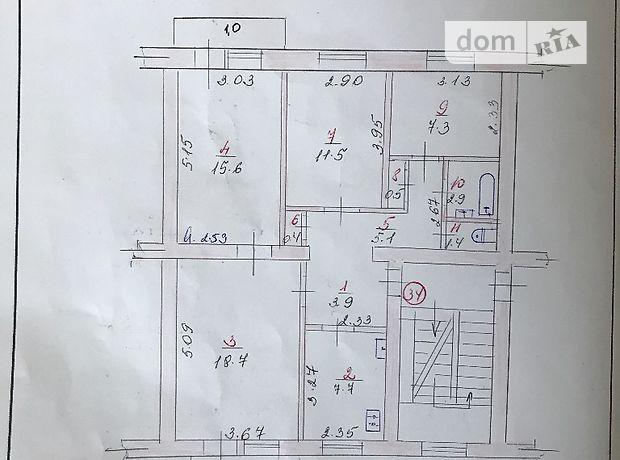Продажа квартиры, 4 ком., Хмельницкий, р‑н.Выставка, Пр Мира