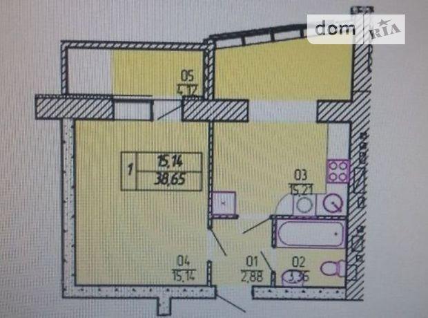 Продаж квартири, 1 кім., Хмельницький, р‑н.Південно-Захід, Львівське шосе