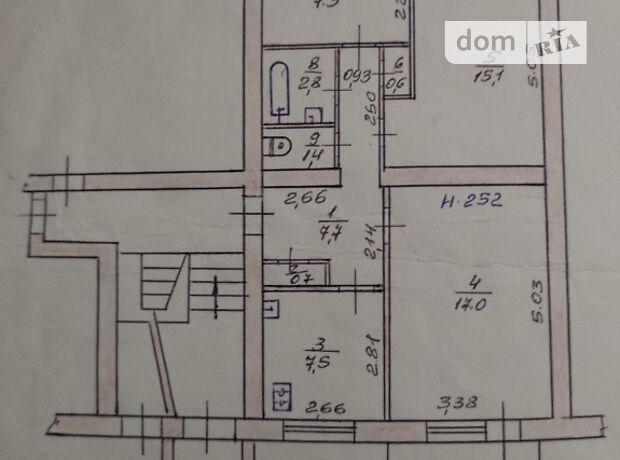 Продажа трехкомнатной квартиры в Хмельницком, на    район Загот Зерно фото 1