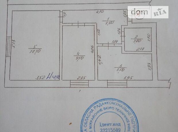 Продаж двокімнатної квартири в Іллінцях на Польова 4 район Іллінці фото 1
