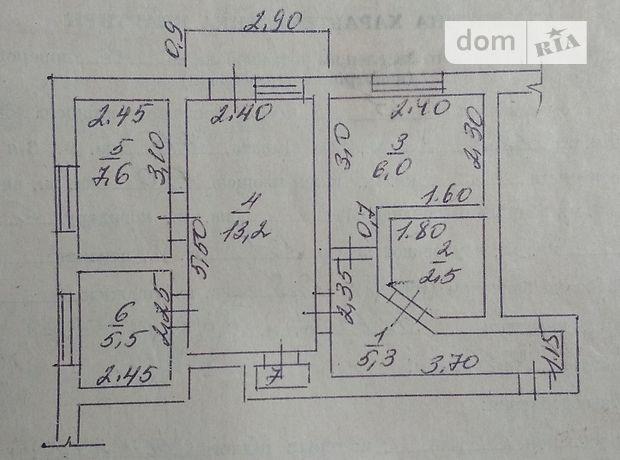 Продажа трехкомнатной квартиры в Ильинцах, фото 1