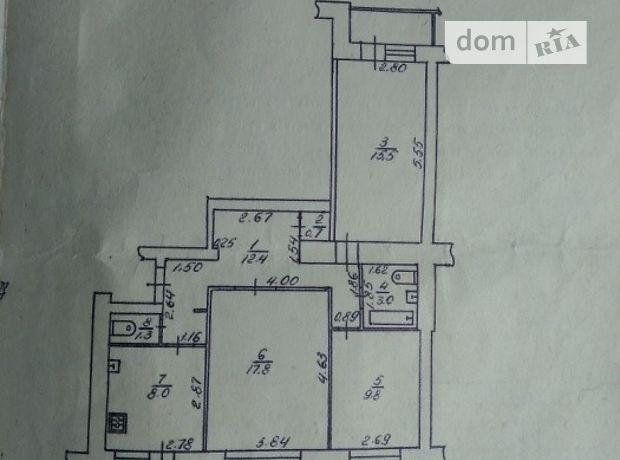Продажа квартиры, 3 ком., Ивано-Франковск, р‑н.Бам, Довженко Александра улица