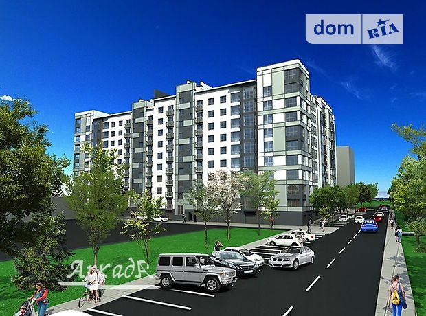 Продажа двухкомнатной квартиры в Ивано-Франковске, район Бам фото 1