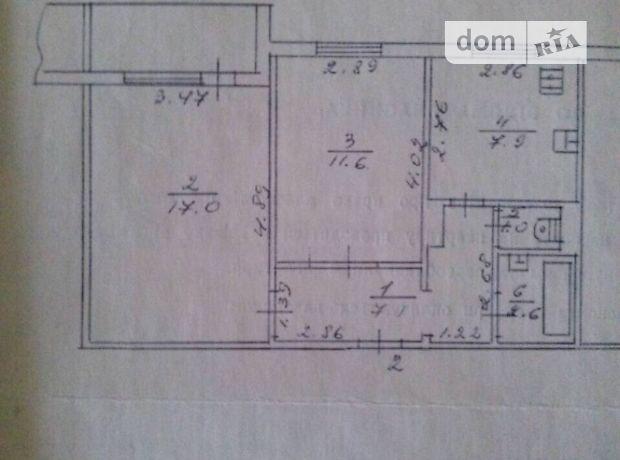 Продажа двухкомнатной квартиры в Ивано-Франковске, на ул. Строителей район Ивасюка Надречная фото 1
