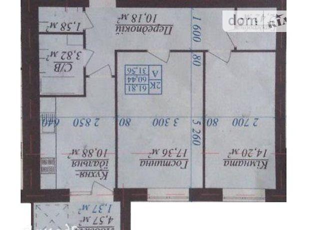 Продажа двухкомнатной квартиры в Ивано-Франковске, на ул. Галицкая район Пасечная фото 1