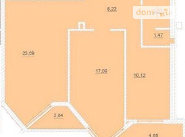 Продажа квартиры, 2 ком., Ивано-Франковск, р‑н.Пасечная, Троллейбусная улица