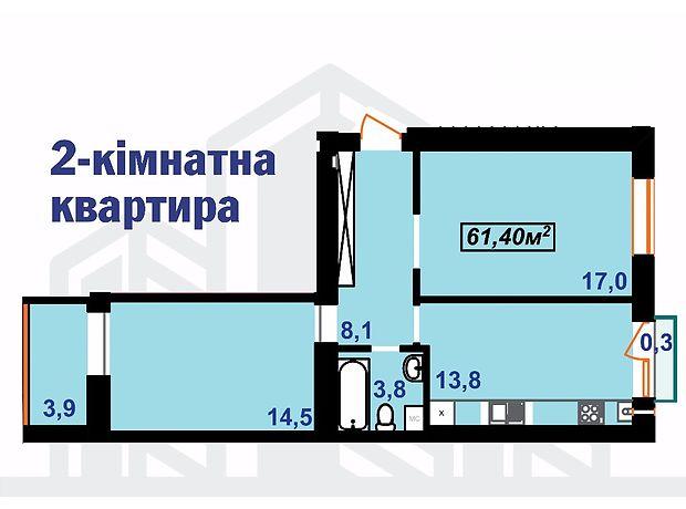 Продажа квартиры, 2 ком., Ивано-Франковск, р‑н.Пасечная
