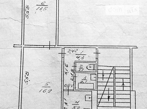Продажа квартиры, 2 ком., Ивано-Франковск, р‑н.Позитрон, Стуса Василия улица, дом 21