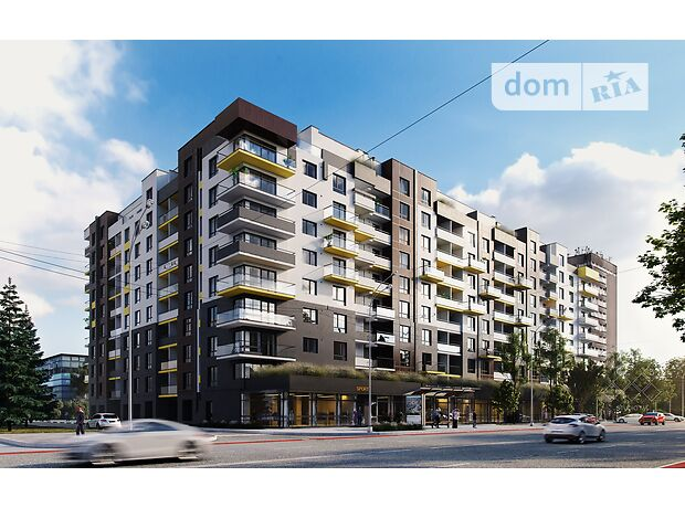 Продажа четырехкомнатной квартиры в Ивано-Франковске, на ул. Вовчинецкая район Позитрон фото 1