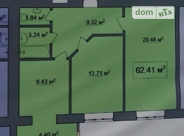 Продажа квартиры, 2 ком., Ивано-Франковск, р‑н.Центр, Сніжна