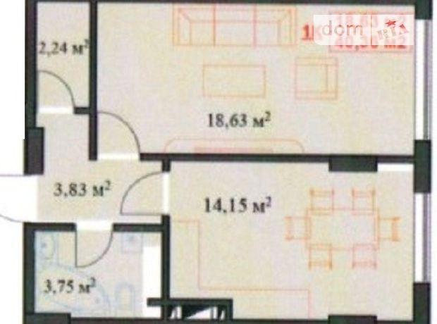 Продажа квартиры, 1 ком., Ивано-Франковск, р‑н.Центр
