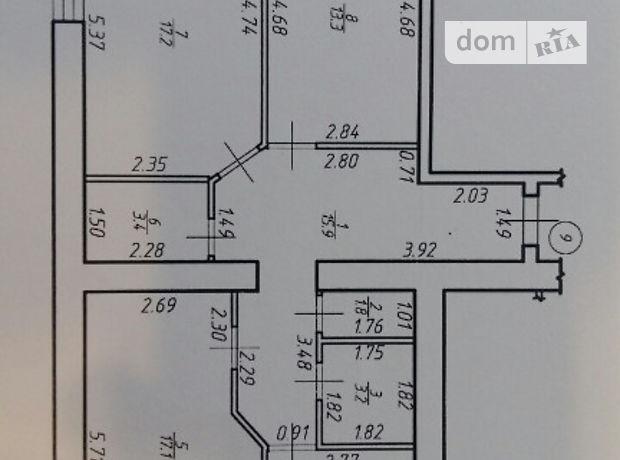 Продаж квартири, 3 кім., Івано-Франківськ, р‑н.Центр, Галицька-Пулюя