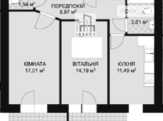 Продажа квартиры, 2 ком., Ивано-Франковск, р‑н.Вокзал