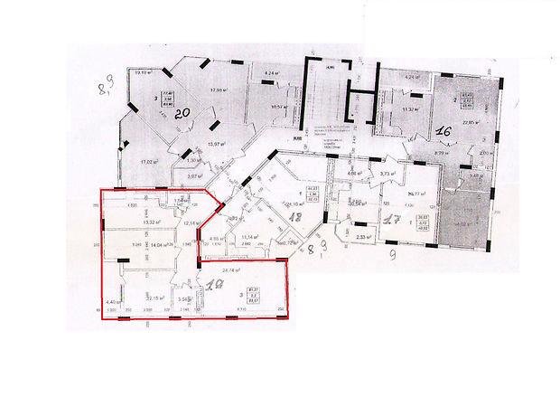 Продажа квартиры, 3 ком., Ивано-Франковск, р‑н.Центр, Бельведерская улица