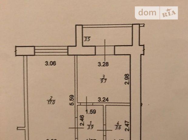 Продажа квартиры, 1 ком., Ивано-Франковск, р‑н.Центр, Гаркуші