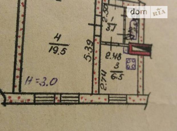 Продажа квартиры, 1 ком., Днепропетровская, Желтые Воды, Свободы проспект, дом 31