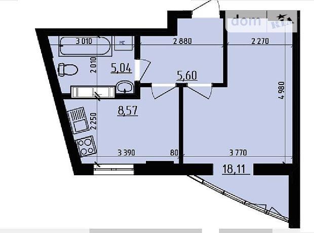 Продажа однокомнатной квартиры в Житомире, на проспект Независимости 29, район Гормолзавод фото 1