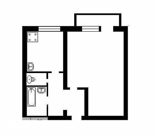 Продажа квартиры, 1 ком., Житомир, р‑н.Корбутовка, И.Богуна