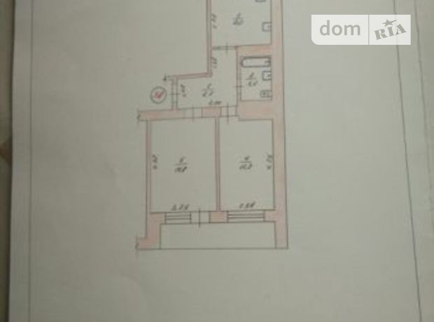 Продаж квартири, 2 кім., Житомир, р‑н.Крошня, Покровська