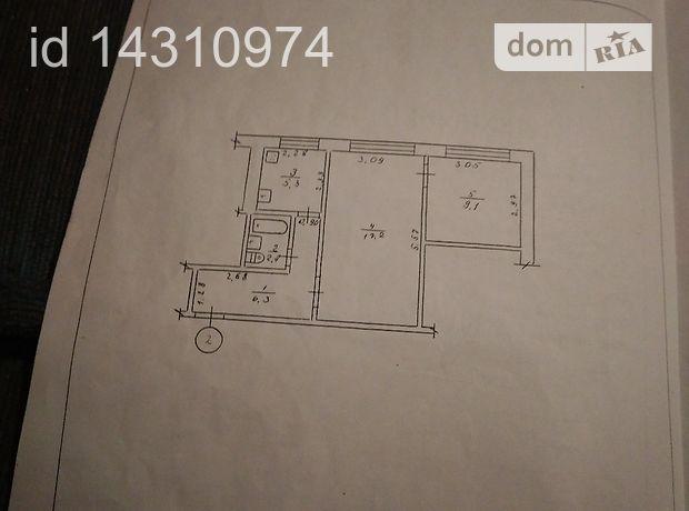 Продаж квартири, 2 кім., Житомир, р‑н.Полева, Вітрука вулиця