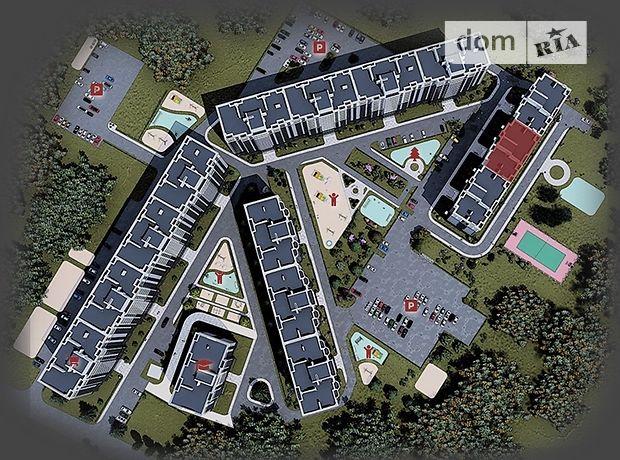 Продаж однокімнатної квартири в Житомирі на вул. Домбровського 3, район Сінний ринок фото 1