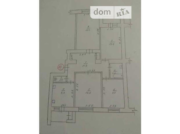 Продажа четырехкомнатной квартиры в Житомире, на ул. Шелушкова район Центр фото 1