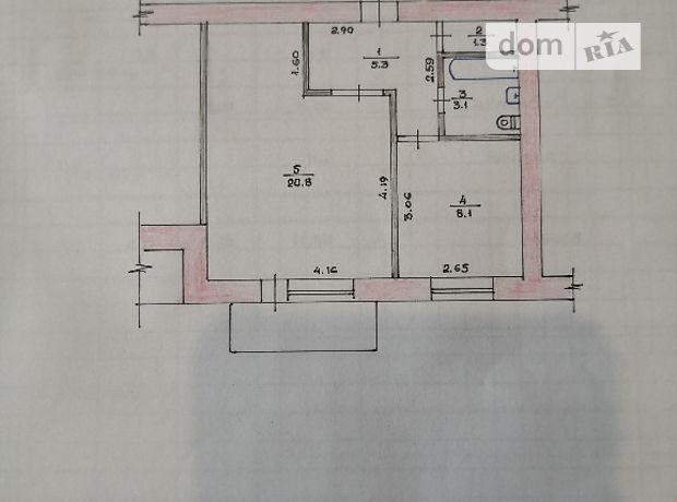 Продажа однокомнатной квартиры в Житомире, на Л. Качинского район Центр фото 1